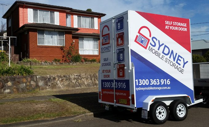 Mobile Storage: The New Affordable Way To Move Home
