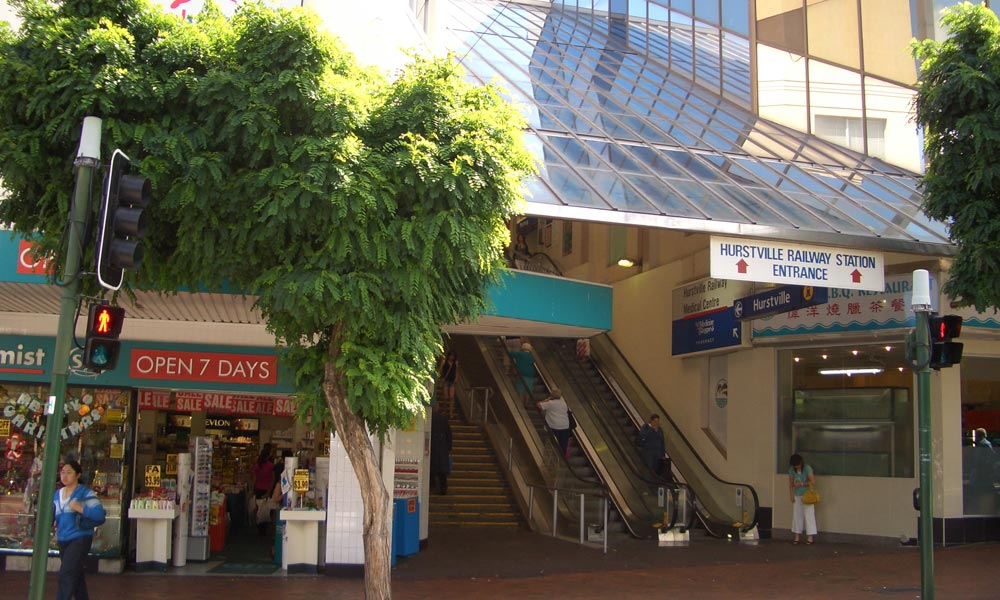 South Sydney St George