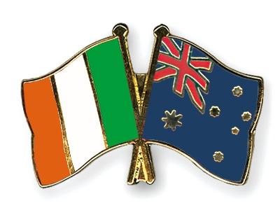 Cultural differences between Ireland & Australia