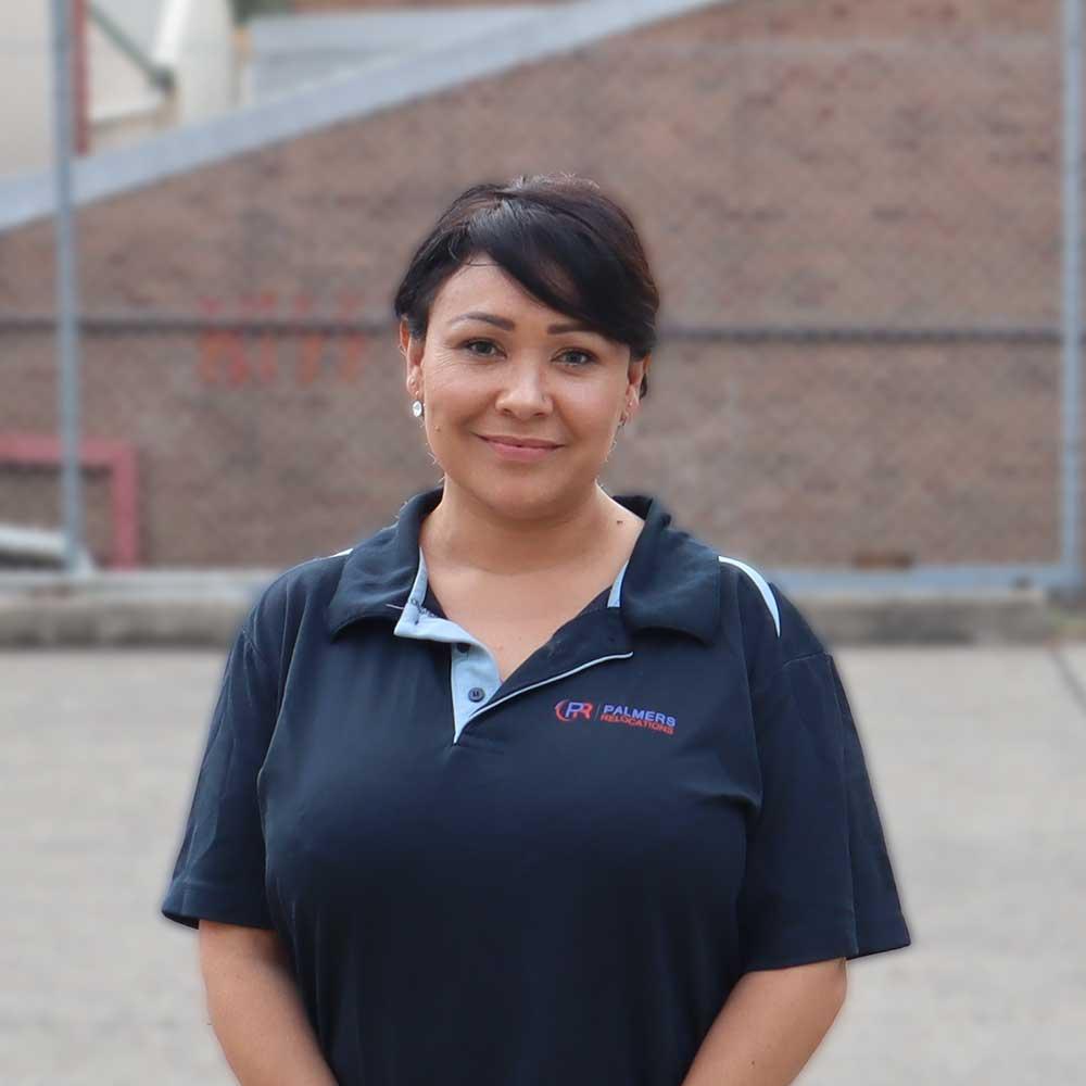 Marcela Reyes - Internal Sales Palmers Relocations
