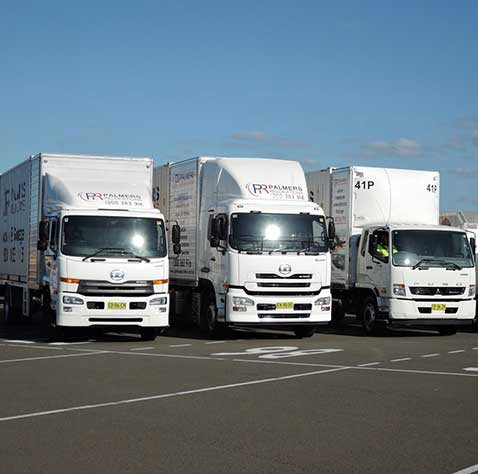 New Fleet Palmers relocations