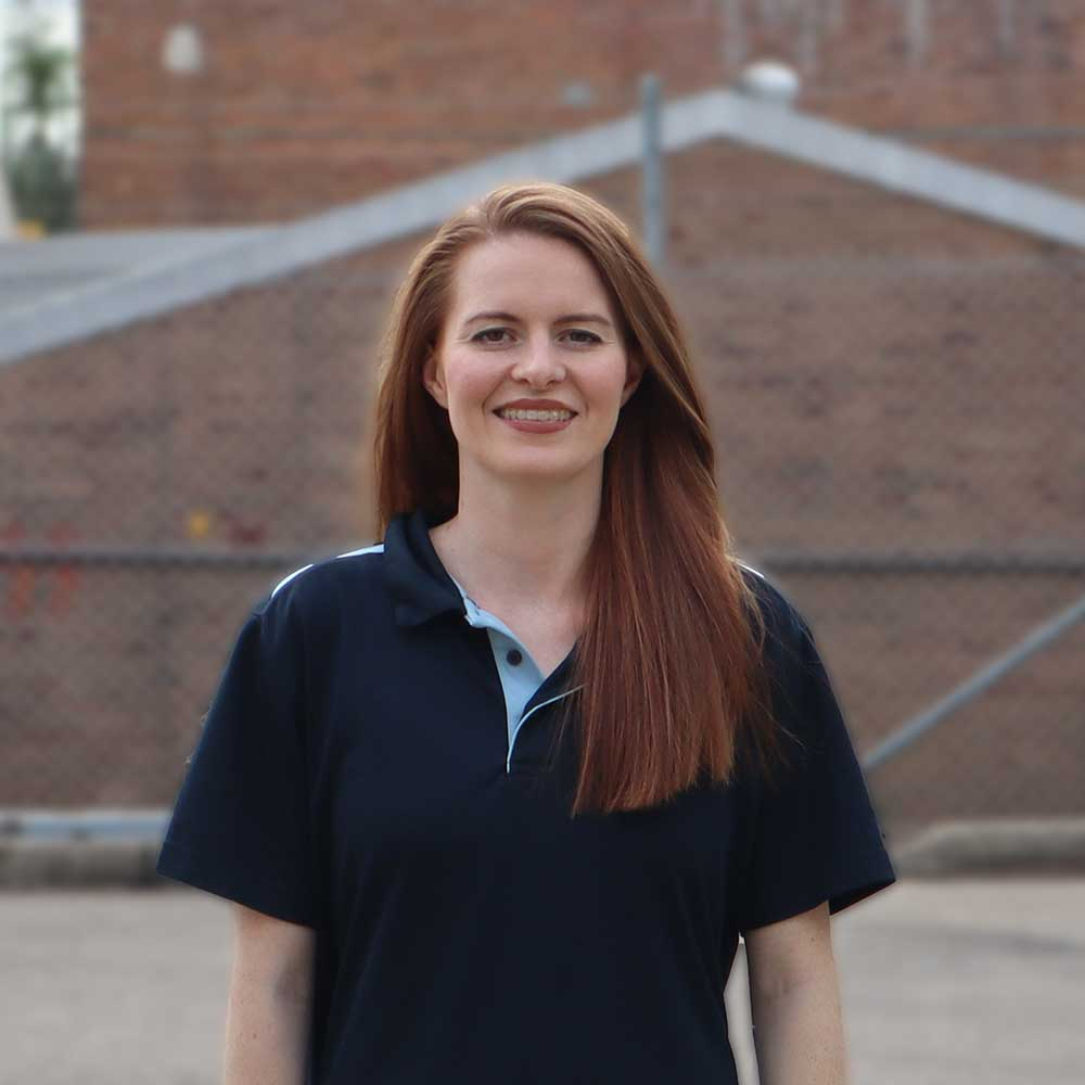 Maria Byrd - Office Manager Palmers Relocations