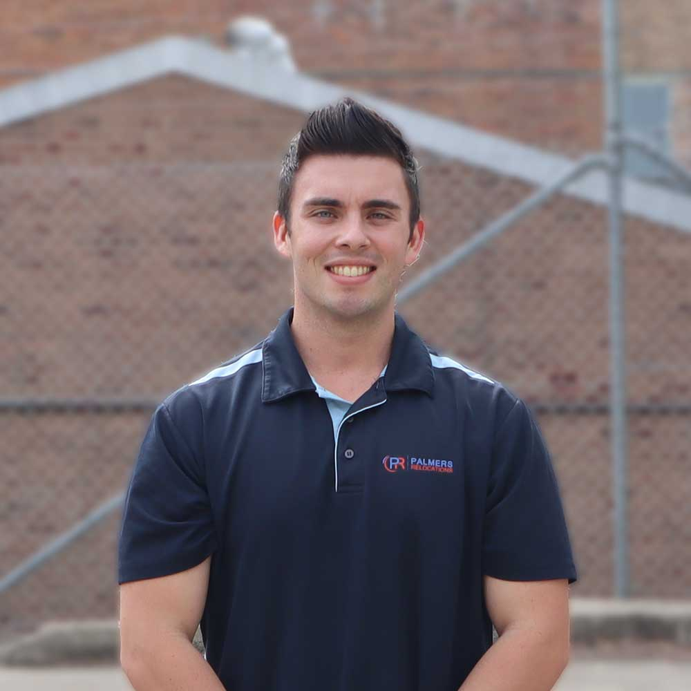 james Palmer - Operational Coordinator Palmers Relocations