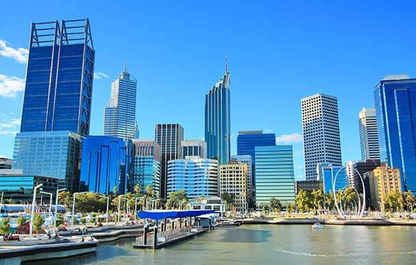 Perth Offfice palmers relocations