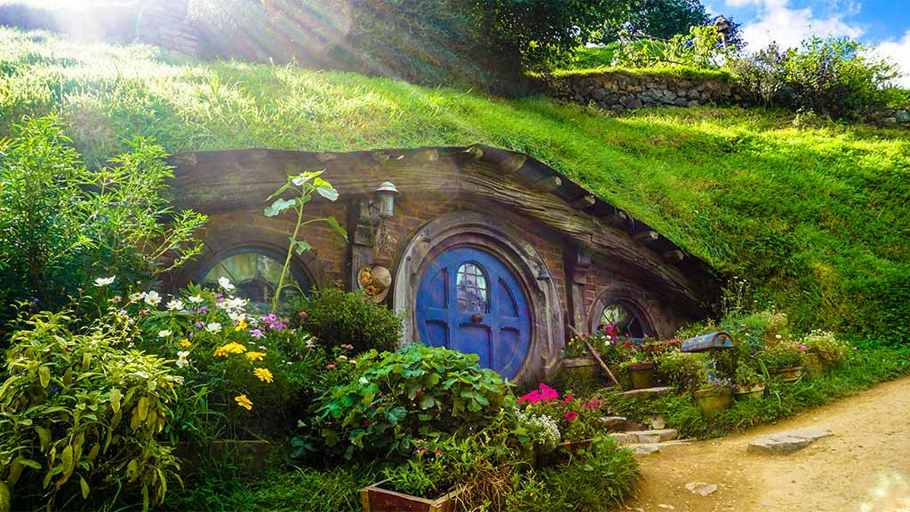 Hobbiton Movie Set Tours New Zealand