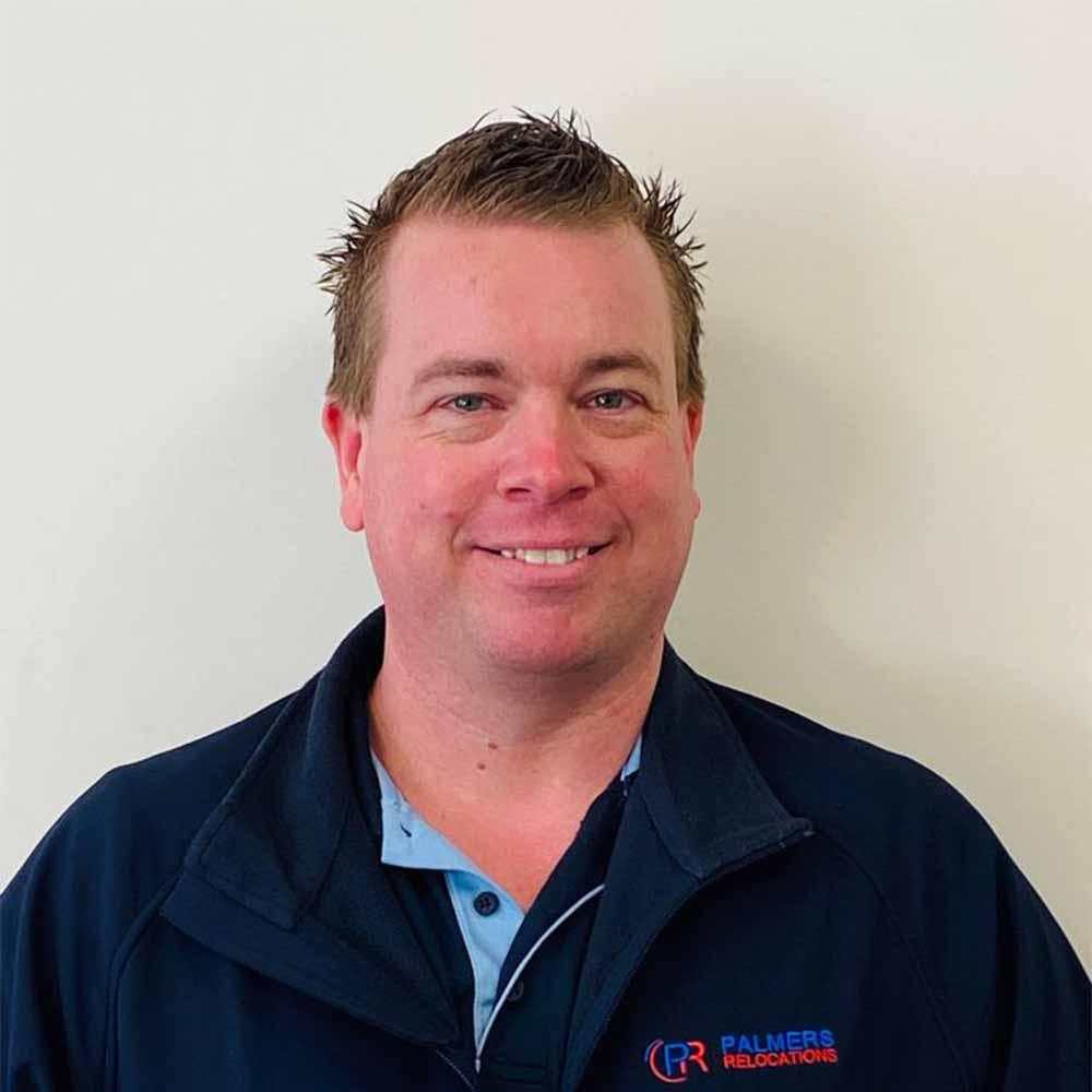 Micheal Brewer - Melbourne International Business Development Palmers Relocations