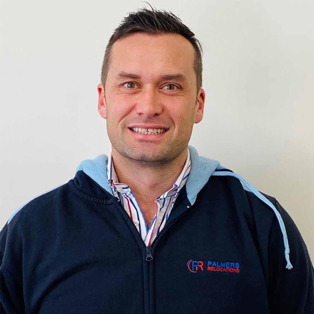 Stefan Fotia - Melbourne Relocation Consultant Palmers Relocations