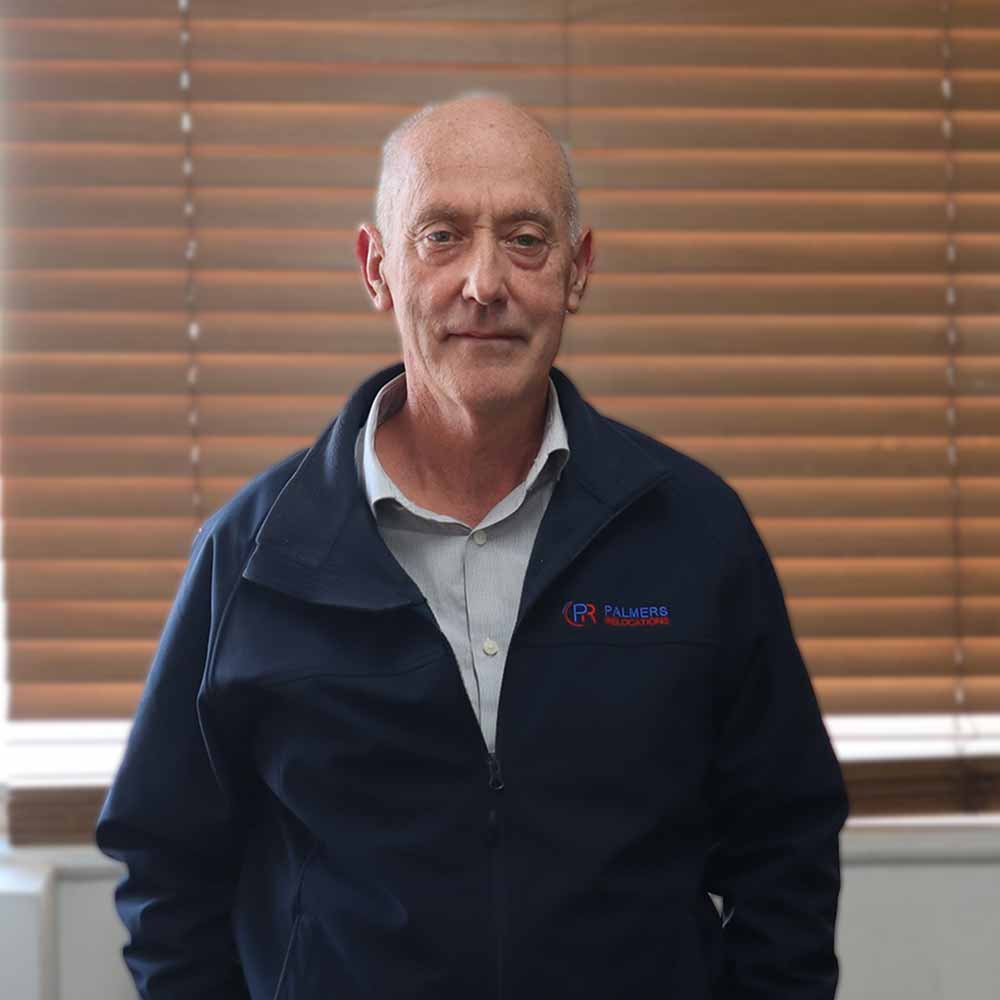 Russell Hammond - National Corporate Manager Palmers Relocations