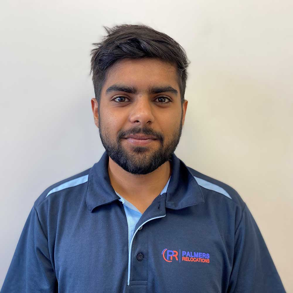 Shayan Ashrafi - customer service palmers relocations melbourne